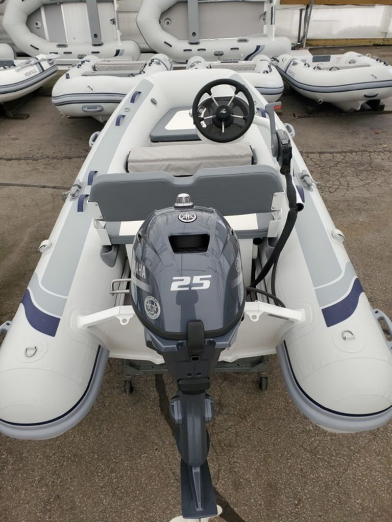 2021 Highfield boat for sale, model of the boat is CL 340 FCT & Image # 2 of 3
