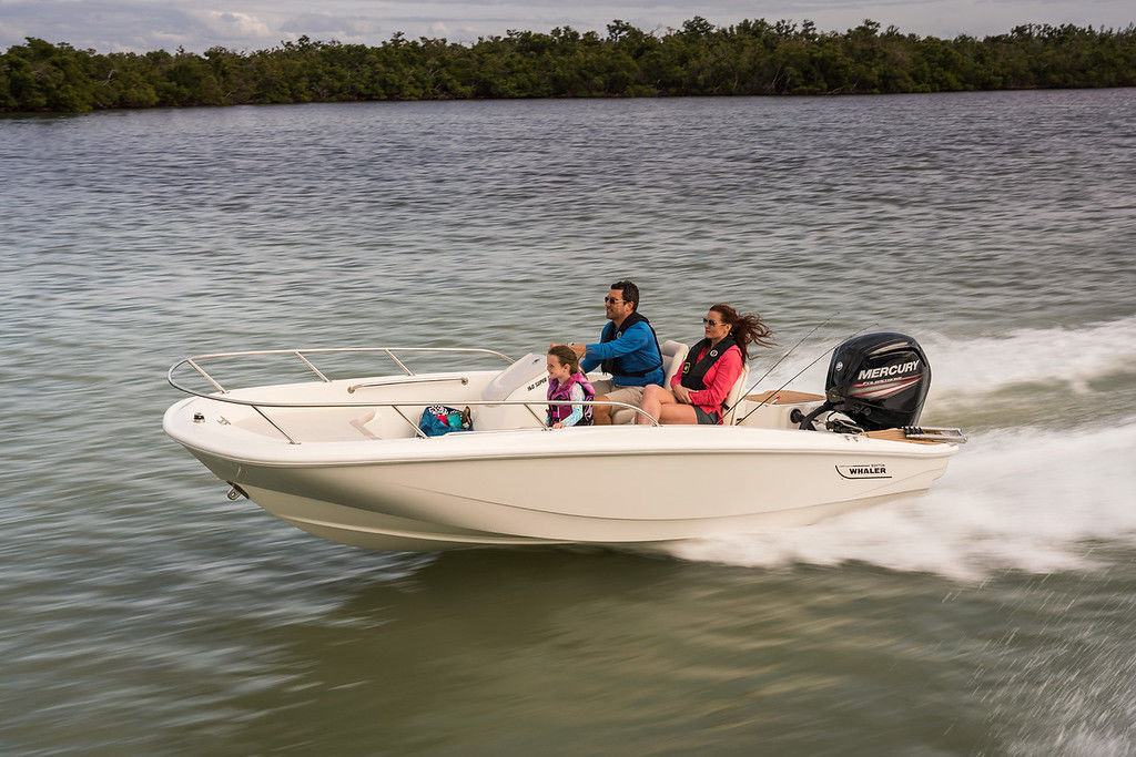 2021 Boston Whaler boat for sale, model of the boat is 160 Super Sport & Image # 1 of 1