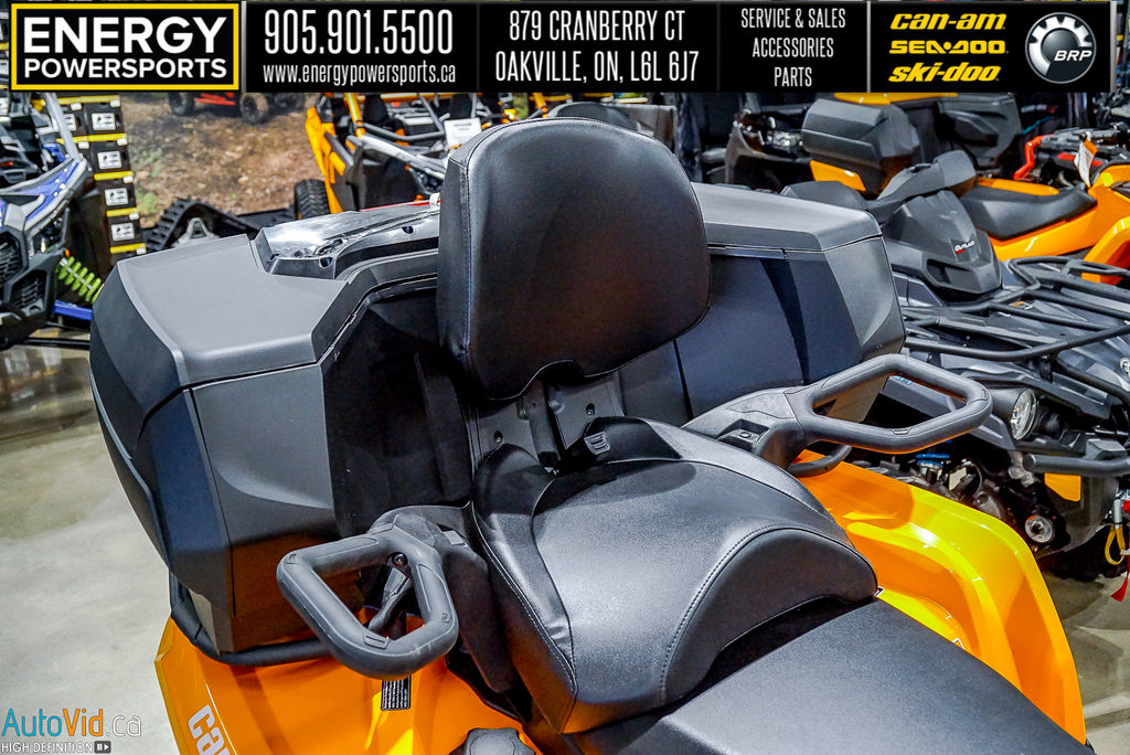 2020 Can-Am ATV boat for sale, model of the boat is Outlander™ DPS™ 570 & Image # 11 of 16