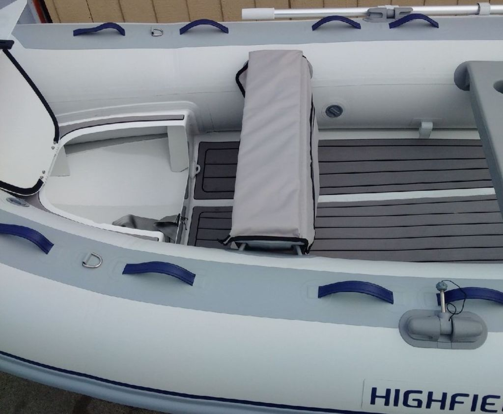 2021 Highfield boat for sale, model of the boat is CL 290 Bow Locker & Image # 3 of 6