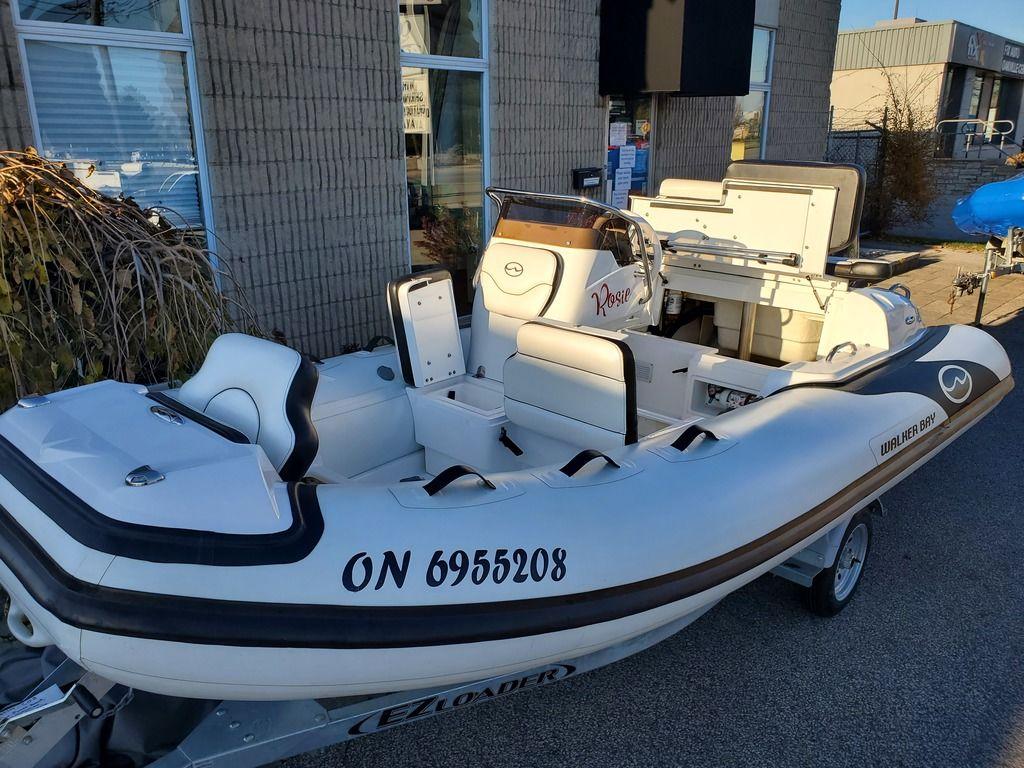 2020 Walker Bay boat for sale, model of the boat is Venture 14 & Image # 6 of 6
