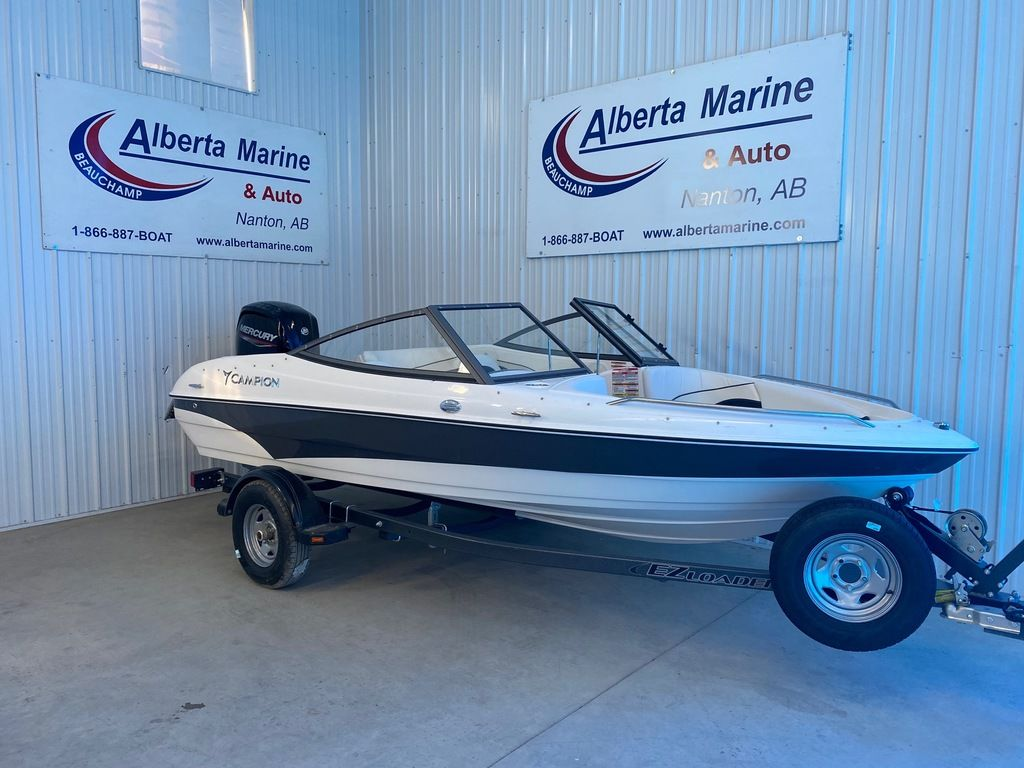 For Sale: 2020 Campion A16 Ob Br ft<br/>Alberta Marine