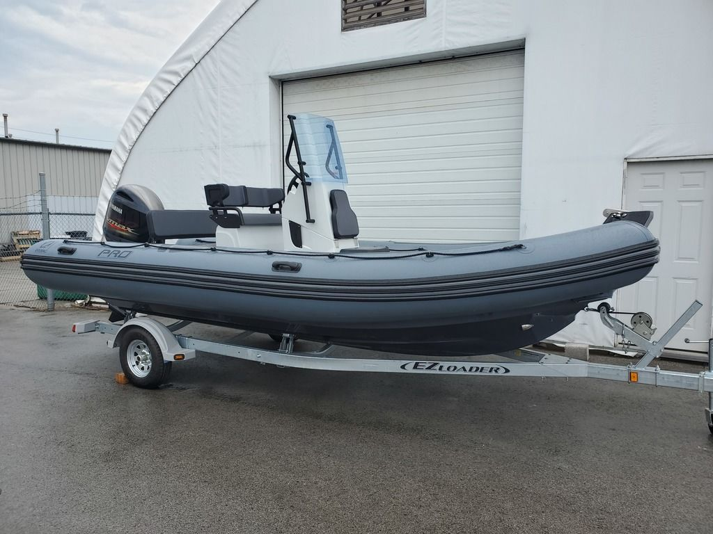 2021 Zodiac boat for sale, model of the boat is Pro 6.5 & Image # 2 of 10