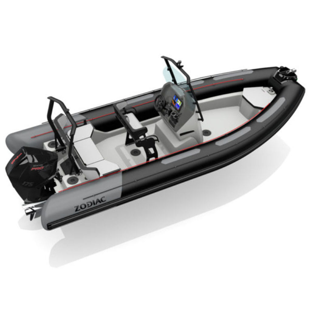 For Sale: 2021 Zodiac Open 6.5 ft<br/>Co2 Inflatable Boats - Oakville