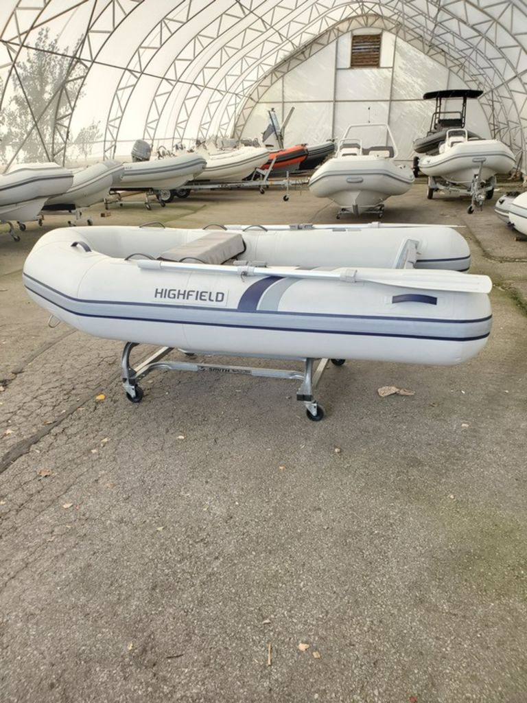 For Sale: 2019 Highfield Ru 270 Alu ft<br/>Co2 Inflatable Boats - Oakville