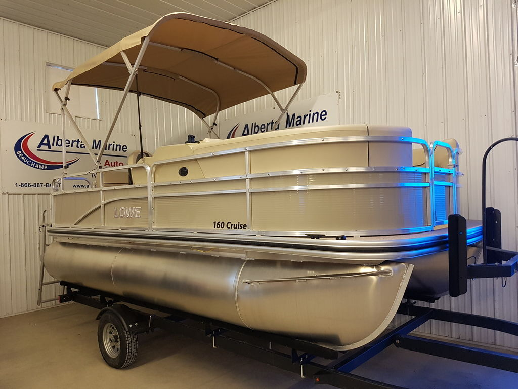 For Sale: 2020 Lowe Ultra 160 Cruise ft<br/>Alberta Marine