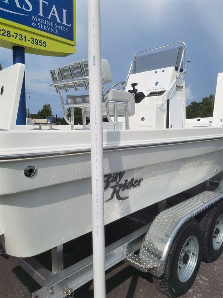 New  2021 KENCRAFT  219 BAY RIDER Bay Boat in Gulfport, Mississippi