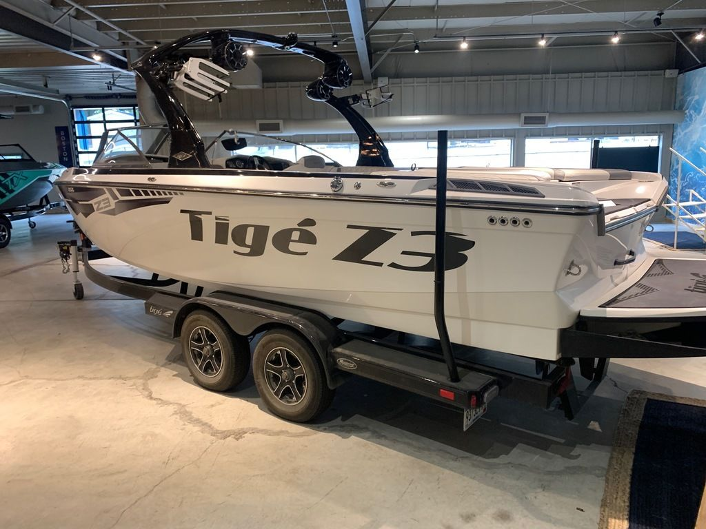 2014 Tige boat for sale, model of the boat is Z3 & Image # 4 of 13