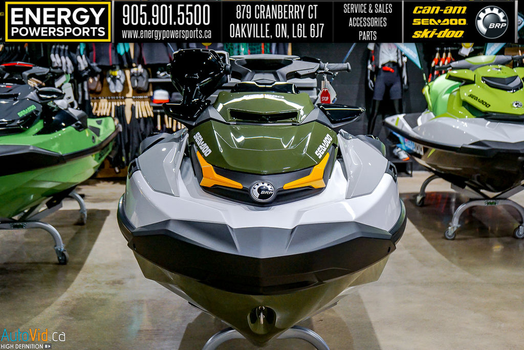2020 Sea Doo PWC boat for sale, model of the boat is Fish Pro™ IBR & Sound System & Image # 2 of 15