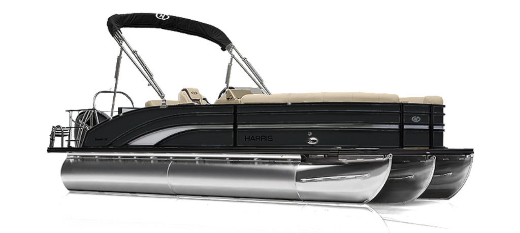 2021 Harris boat for sale, model of the boat is Sunliner 230 CWDH & Image # 1 of 1