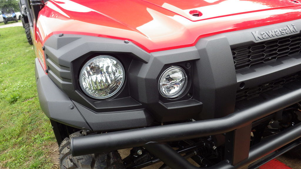 New 2019 Kawasaki Mule Pro-FXT™ EPS LE Side by Side