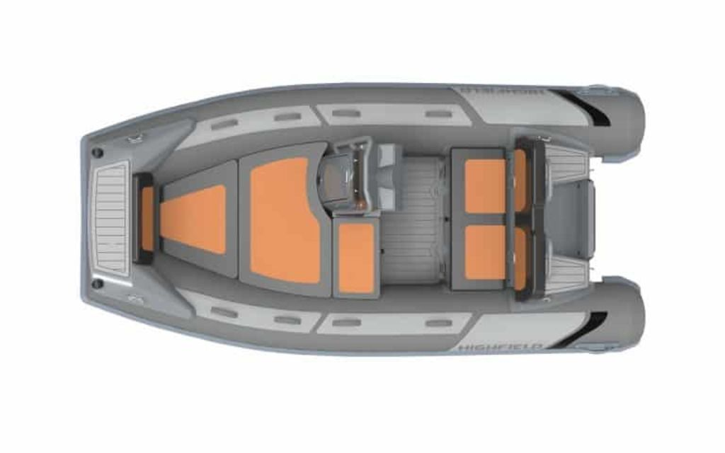 For Sale: 2021 Highfield Sport 420 Deluxe ft<br/>Co2 Inflatable Boats - Oakville