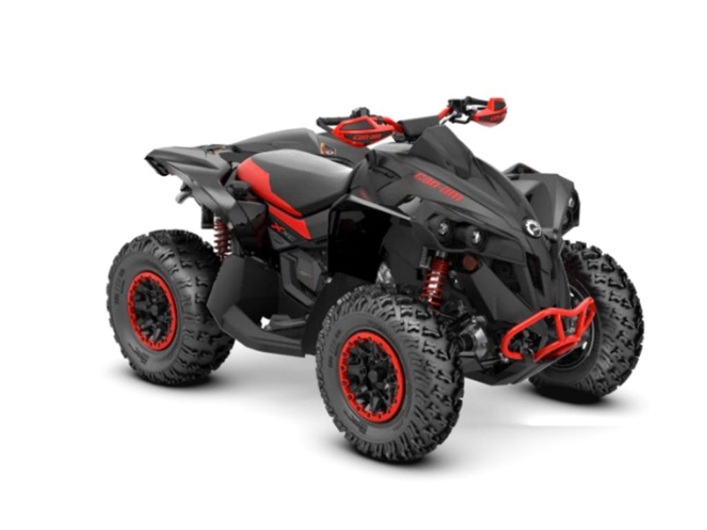 2020 Can-Am ATV boat for sale, model of the boat is Renegade® X™ xc 1000R Carbon Black & Can-Am Red & Image # 1 of 1