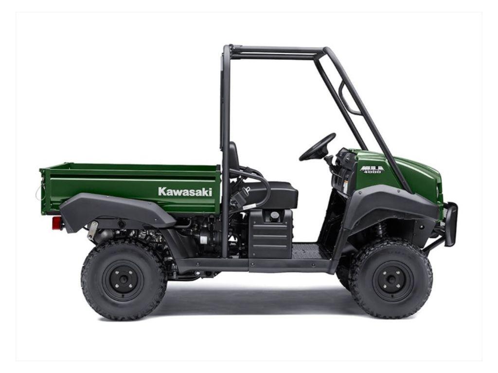 2020 Kawasaki Mule™ 4000