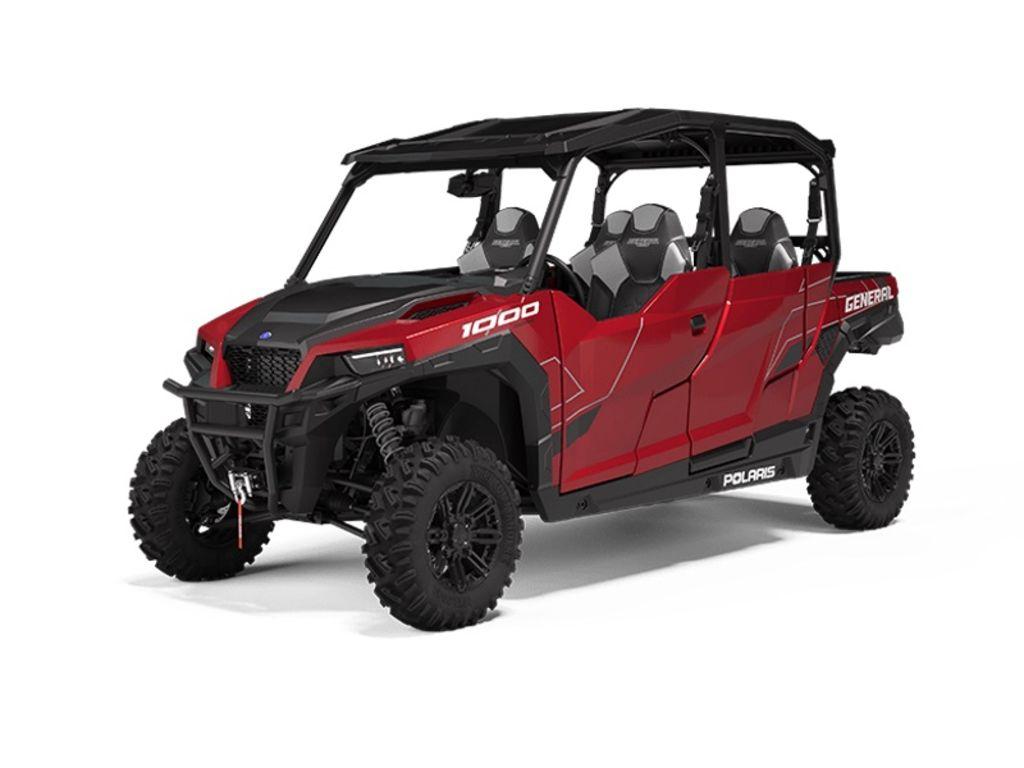 New  2020 Polaris® GENERAL® 4 1000 EPS Deluxe Golf Cart / Utility in Roseland, Louisiana