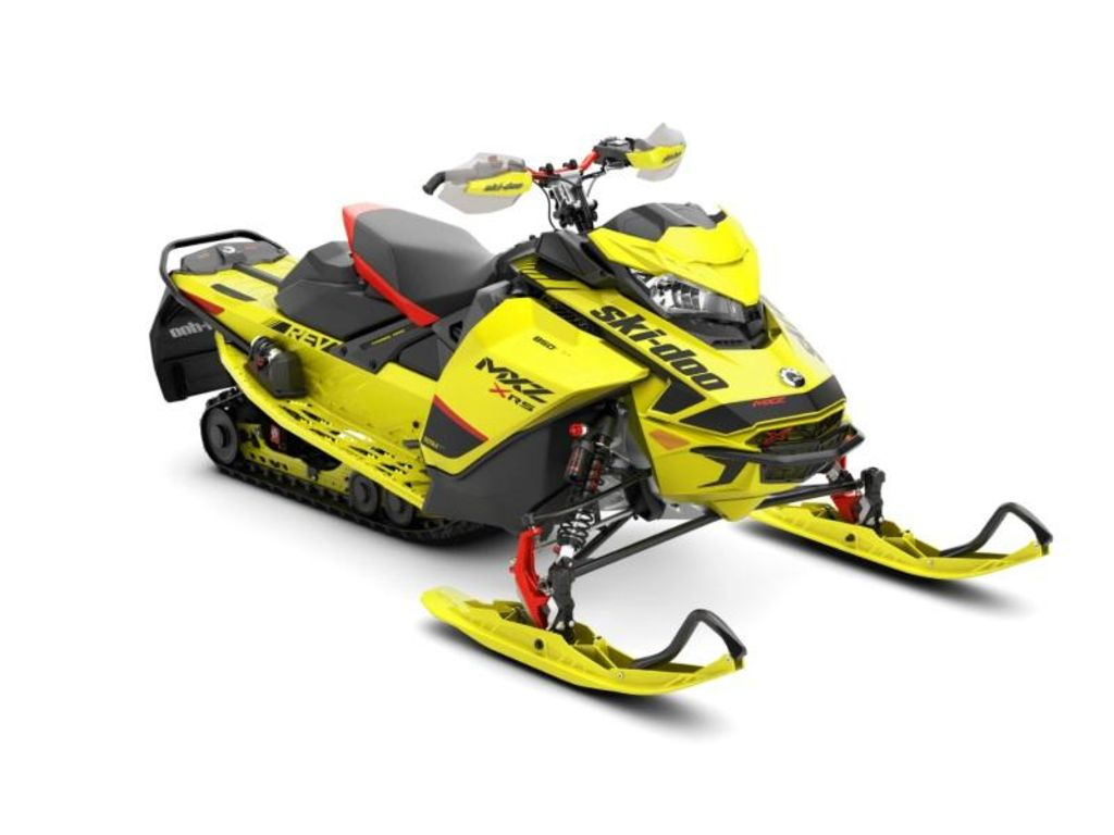 2020 Ski Doo boat for sale, model of the boat is MXZ® X-RS® Rotax® 850 E-TEC® Ad. Pkg Ice R. XT 1.25 Yellow & Image # 1 of 1