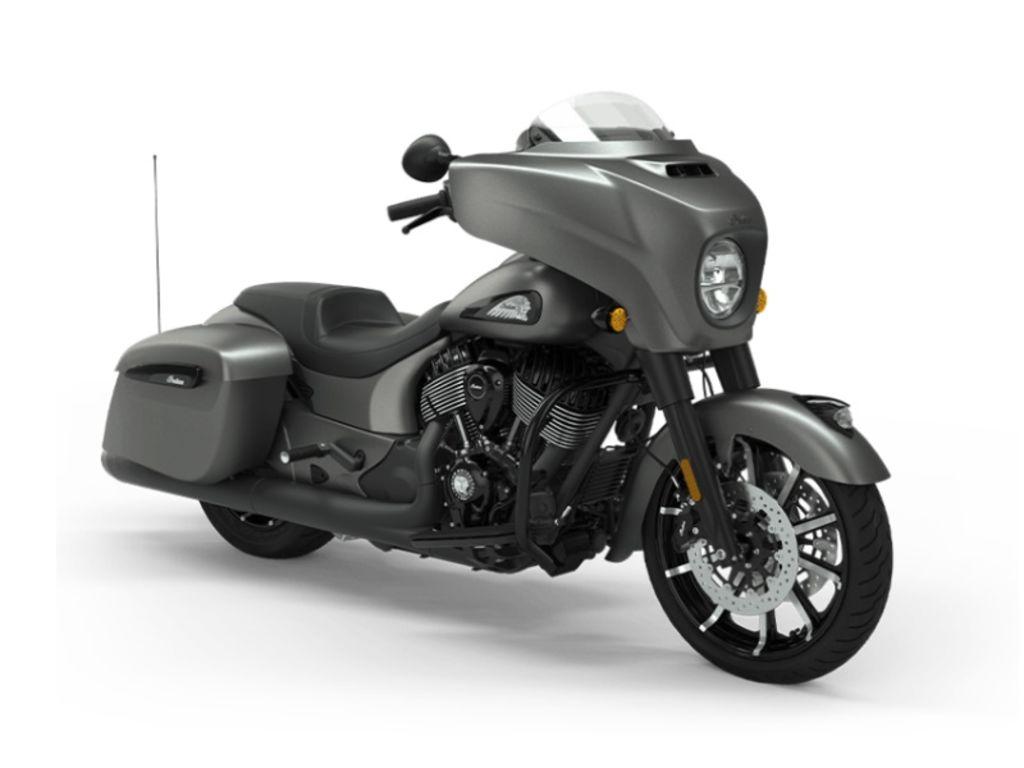 New 2020 Indian Motorcycle Chieftain® Dark Horse® Titanium Smoke Cruiser  Motorcycle / Scooter #IN382736 | RideNow Powersports