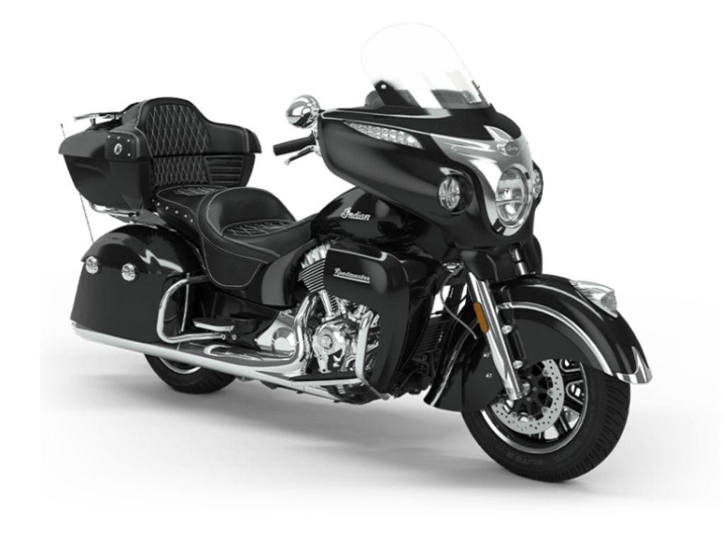 2020 Indian Motorcycle® Roadmaster® Thunder Black