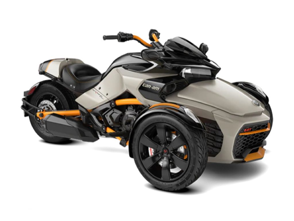 2020 Can-Am ATV boat for sale, model of the boat is Spyder® F3-S Special Series & Image # 1 of 1