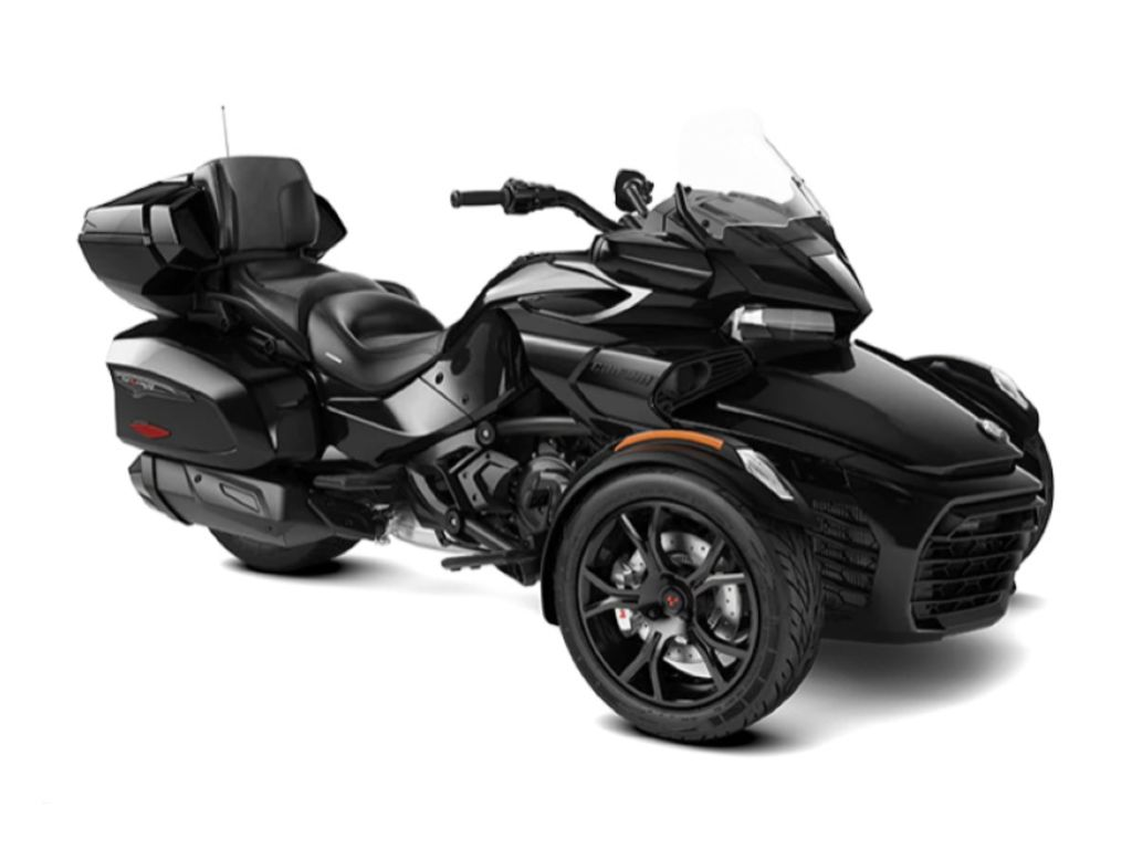 2020 Can-Am ATV boat for sale, model of the boat is Spyder® F3 Limited Dark & Image # 1 of 1