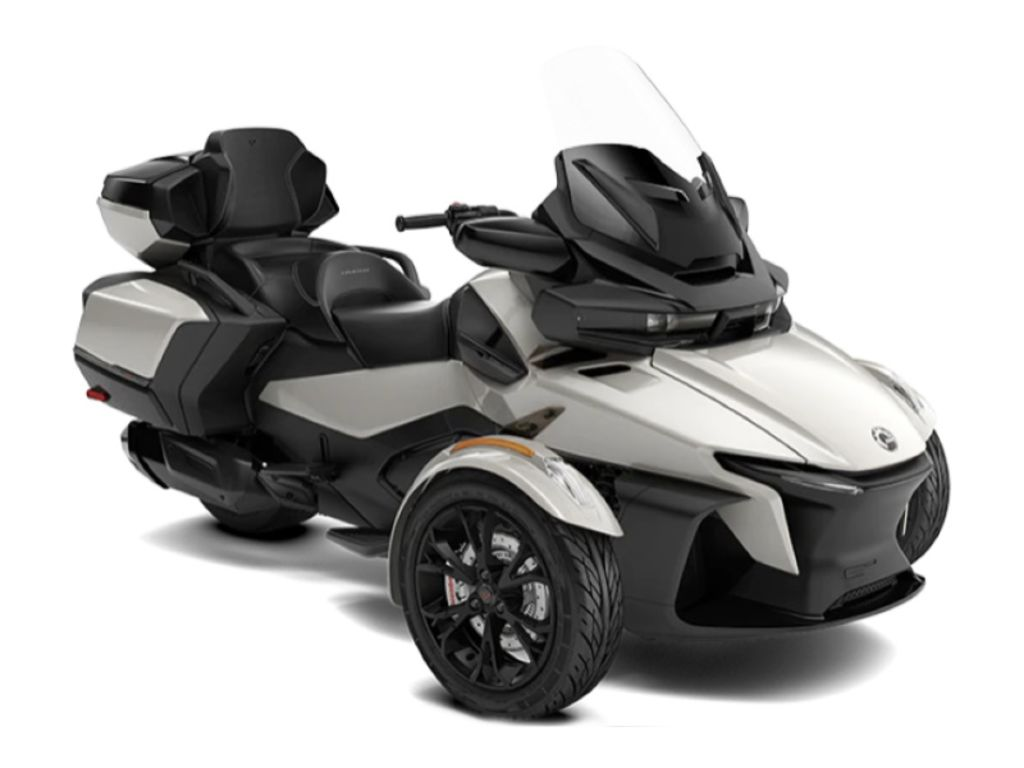 2020 Can-Am ATV boat for sale, model of the boat is Spyder® RT Limited Dark & Image # 1 of 1