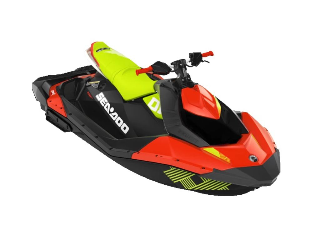 2020 Sea Doo PWC boat for sale, model of the boat is Spark® Trixx™ 3-up Rotax® 900 H.O. ACE™ IBR & CONV & Image # 1 of 1