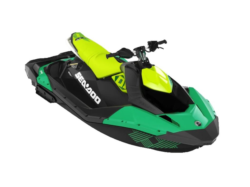 2020 Sea Doo PWC boat for sale, model of the boat is Spark® Trixx™ 3-up Rotax® 900 H.O. ACE™ IBR & Image # 1 of 1