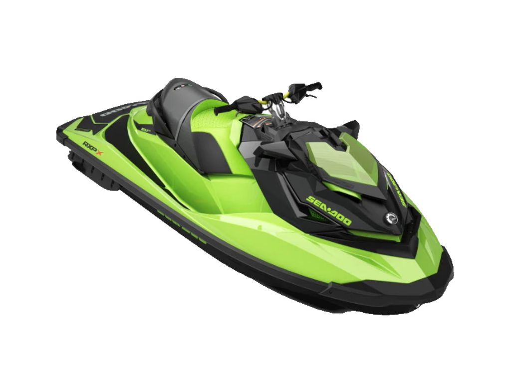 For Sale: 2020 Sea Doo Pwc Rxp®-x® 300 California Green Metallic And Black ft<br/>Precision Power Sports