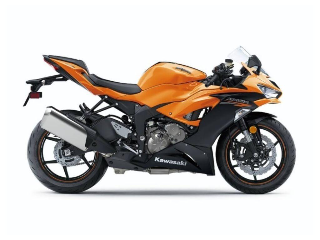2020 Kawasaki Ninja® ZX™-6R ABS