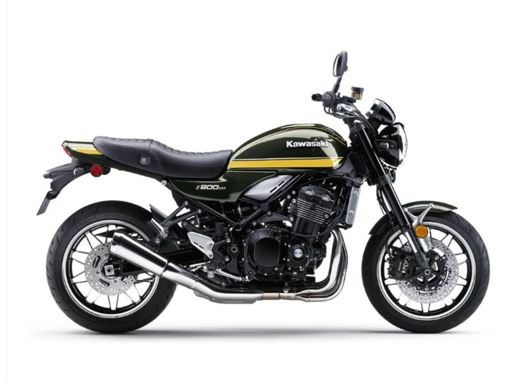 New 2020 Kawasaki Z900RS ABS