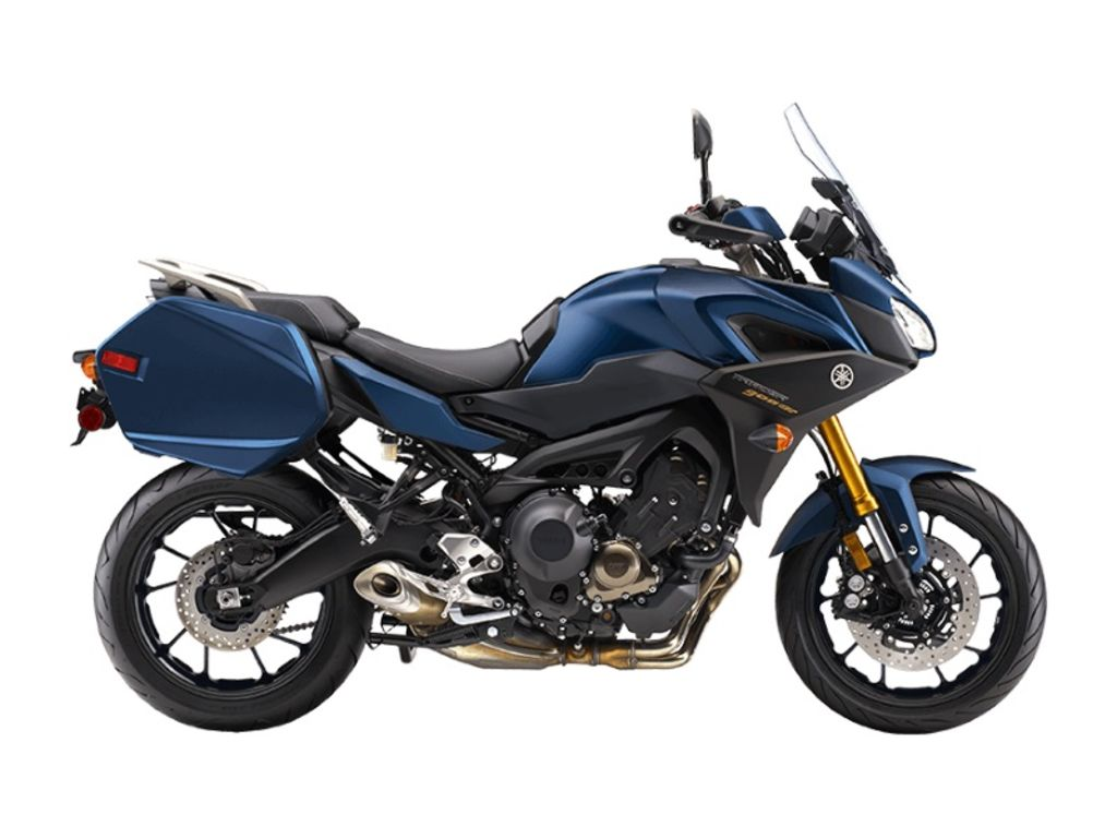 2020 Yamaha Tracer 900 GT | 1 of 1