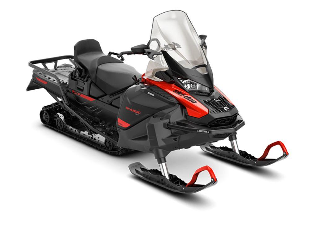 2021 Ski Doo Skandic® WT Rotax® 600 EFI