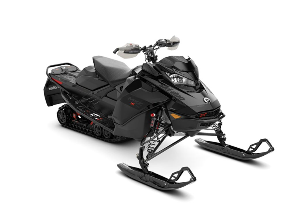 2021 Ski Doo boat for sale, model of the boat is MXZ® X-RS® Rotax® 850 E-TEC® Ice R. XT 1.25 Black_LCD & Image # 1 of 1