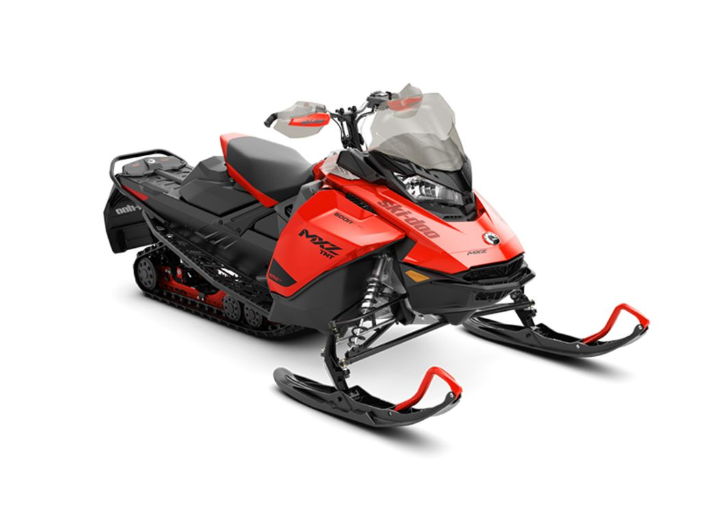 2021 Ski Doo boat for sale, model of the boat is MXZ® TNT® Rotax® 600R E-TEC® Ripsaw 1.25 Lava Red & Image # 1 of 1