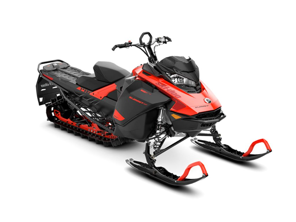 2021 Ski Doo boat for sale, model of the boat is Summit® SP Rotax® 600R E-TEC® 146 ES PowderMax II 2.5 Red & Image # 1 of 1