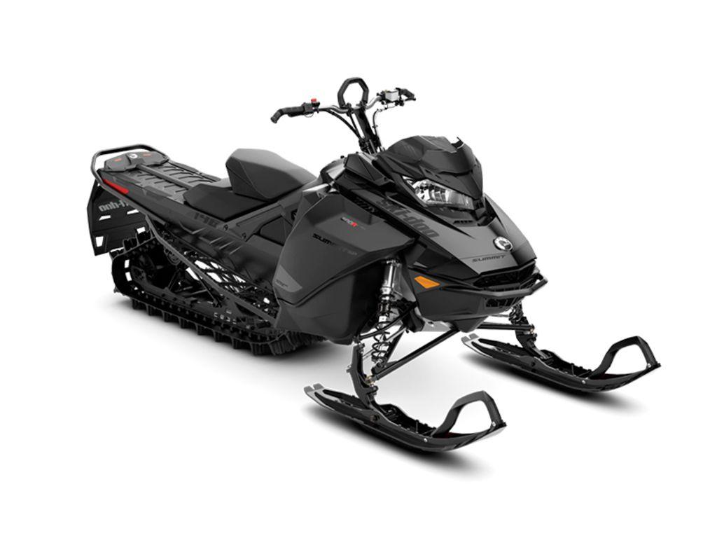 2021 Ski Doo Summit® SP Rotax® 600R E-TEC® 146 MS PowderMax II 2.5 Black | 1 of 1
