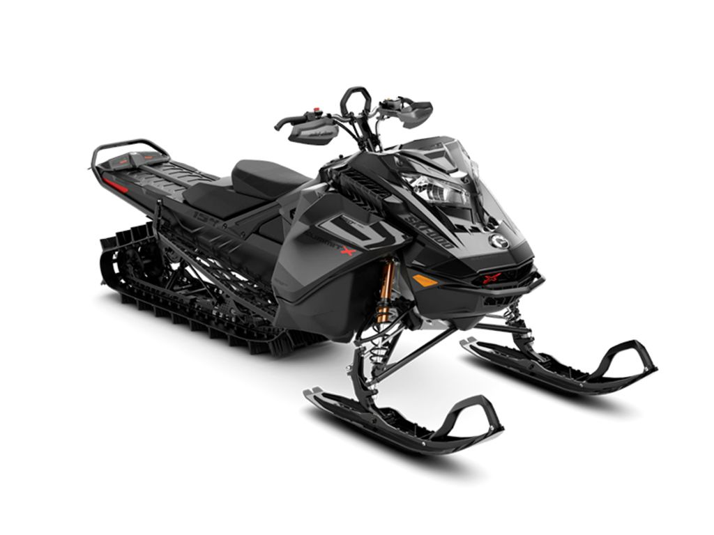 2021 Ski Doo boat for sale, model of the boat is Summit® X® with Expert Package 850 E-TEC® 154 PowderMax Light 2.5 H_ALT Bla & Image # 1 of 1
