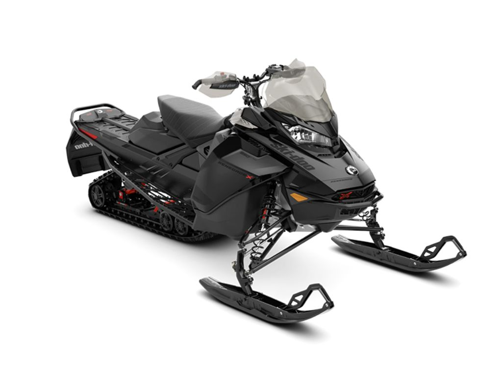 2021 Ski Doo boat for sale, model of the boat is Renegade® X Rotax® 850 E-TEC® Ice Ripper XT 1.25 Black_LCD & Image # 1 of 1