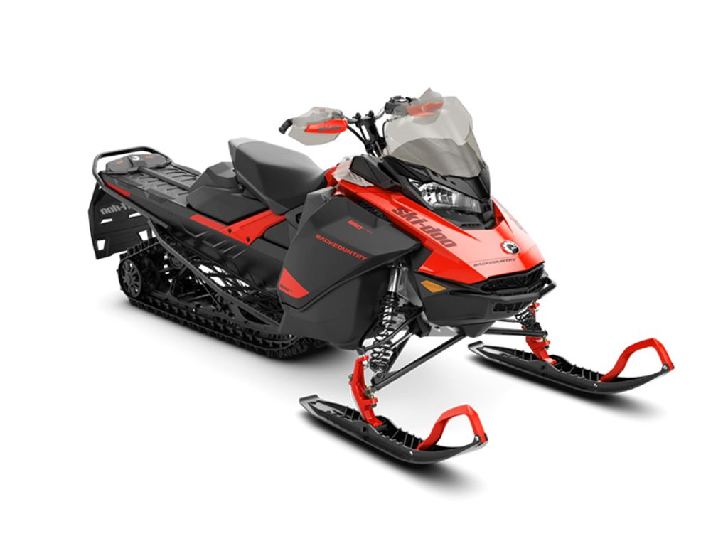 2021 Ski Doo boat for sale, model of the boat is Backcountry™ Rotax® 850 E-TEC® Lava Red and Black & Image # 1 of 1