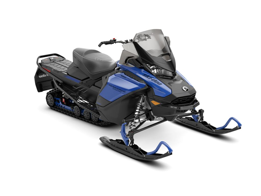 2021 Ski Doo boat for sale, model of the boat is Renegade® Enduro™ Rotax® 850 E-TEC® Intense Blue and Black & Image # 1 of 1