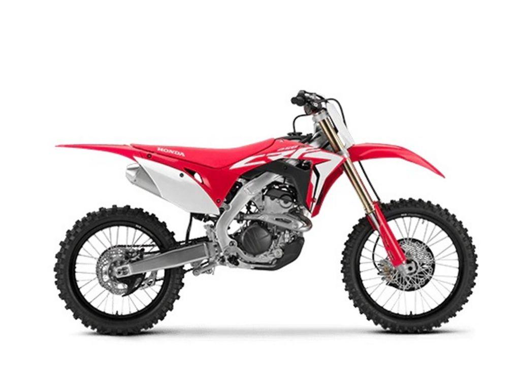 2021 Honda® CRF250R