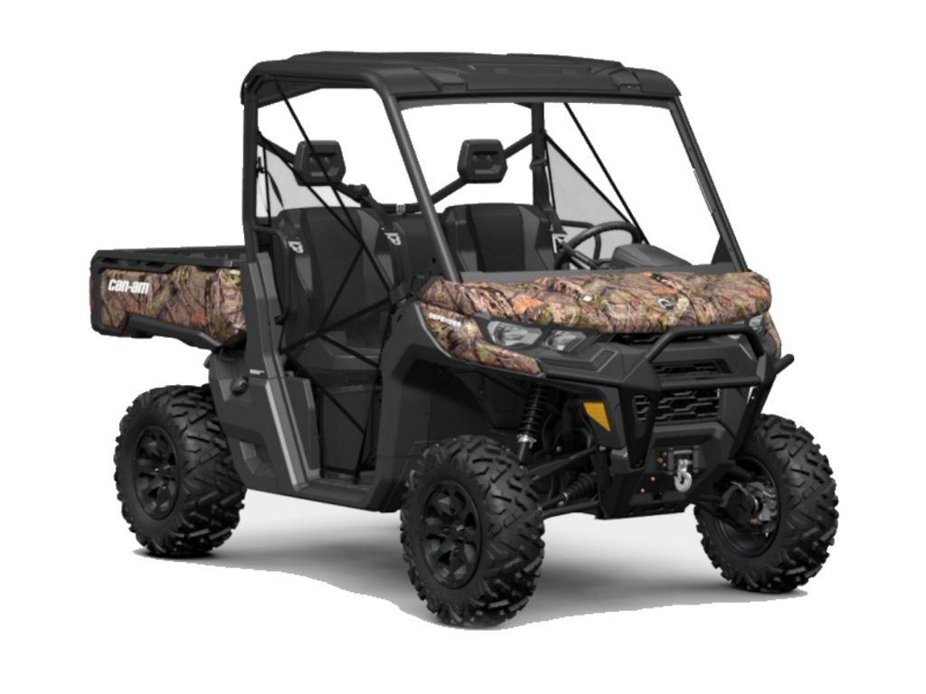 New  2021 Can-Am® Defender XT HD8 Mossy Oak Break-Up Country Camo Golf Cart / Utility in Houma, Louisiana