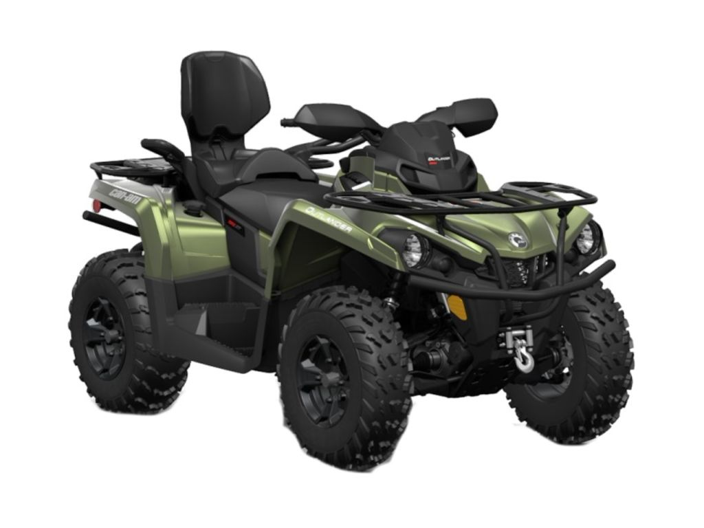 2021 Can-Am ATV boat for sale, model of the boat is Outlander MAX XT 570 & Image # 1 of 1