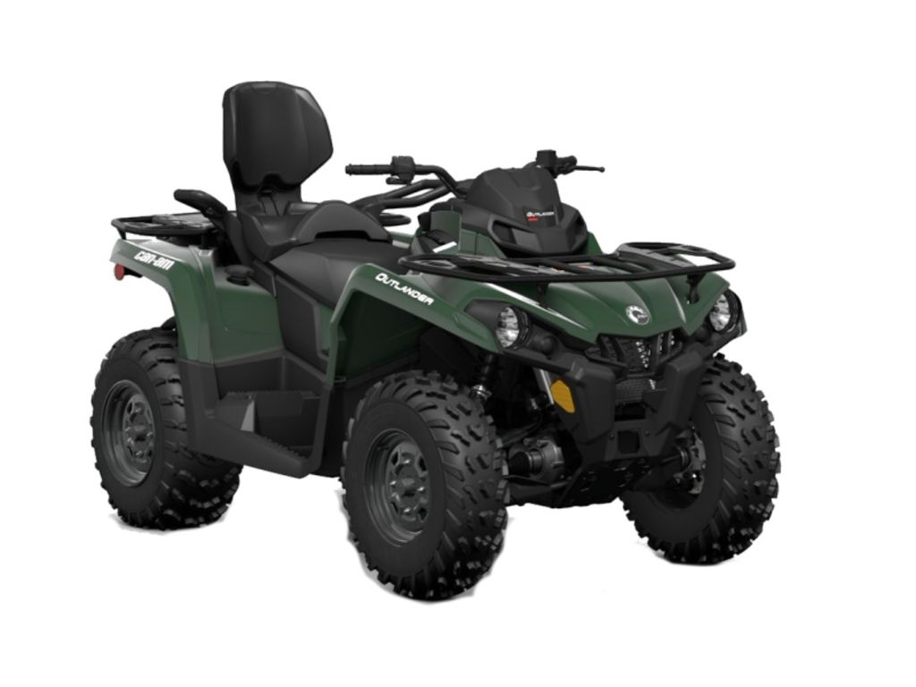 2021 Can-Am ATV boat for sale, model of the boat is Outlander MAX DPS 570 & Image # 1 of 1