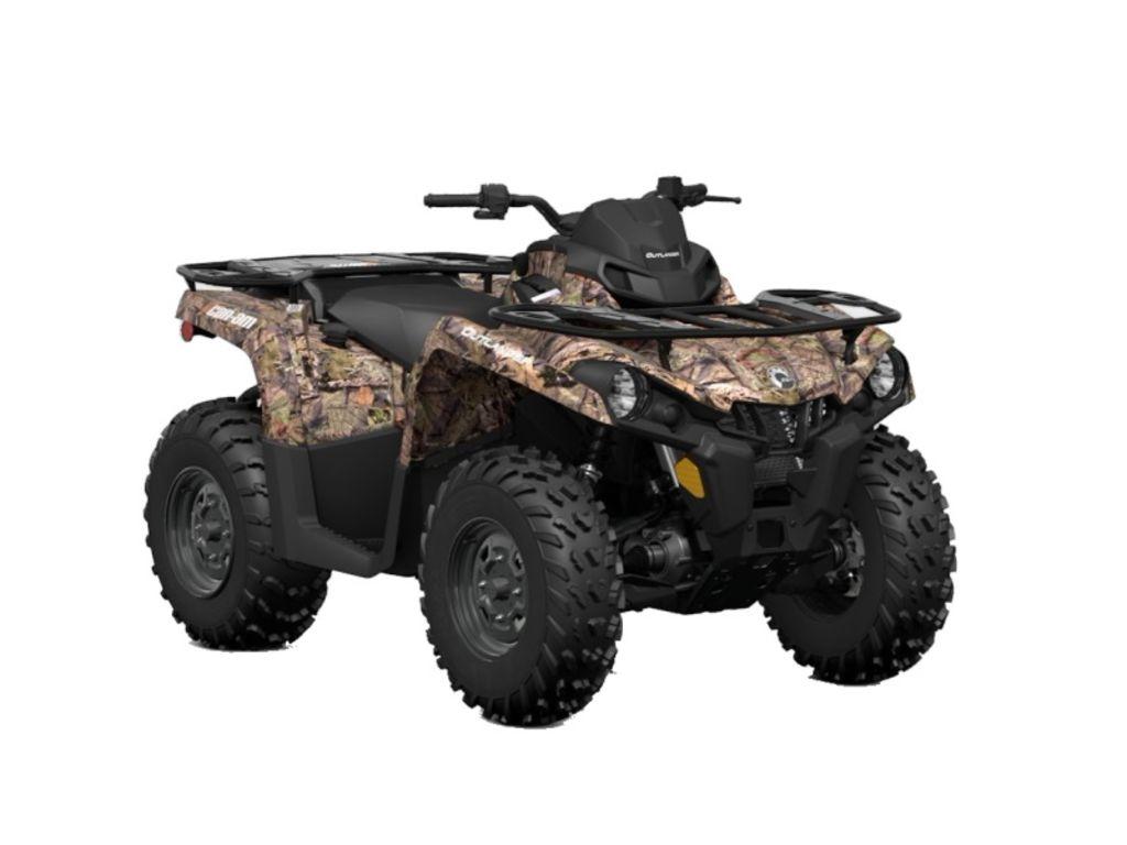 2021 Can-Am ATV Outlander DPS 570 Mossy Oak Break-Up Country Camo