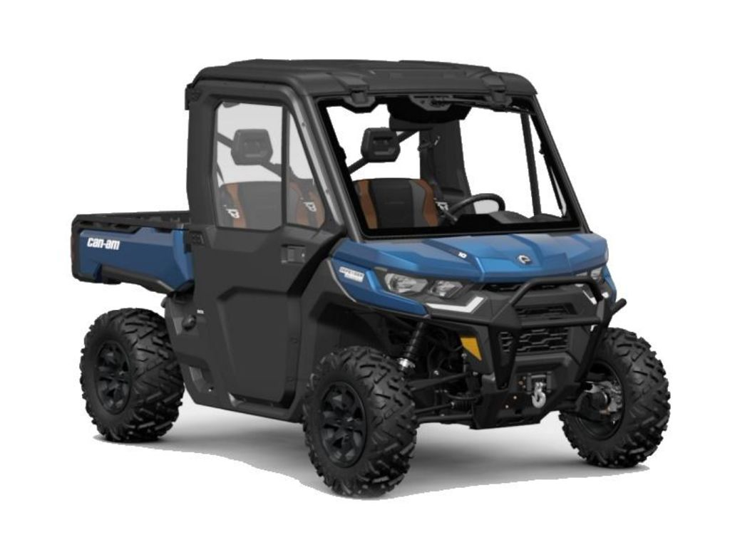 2021 Can-Am ATV Defender Limited HD10