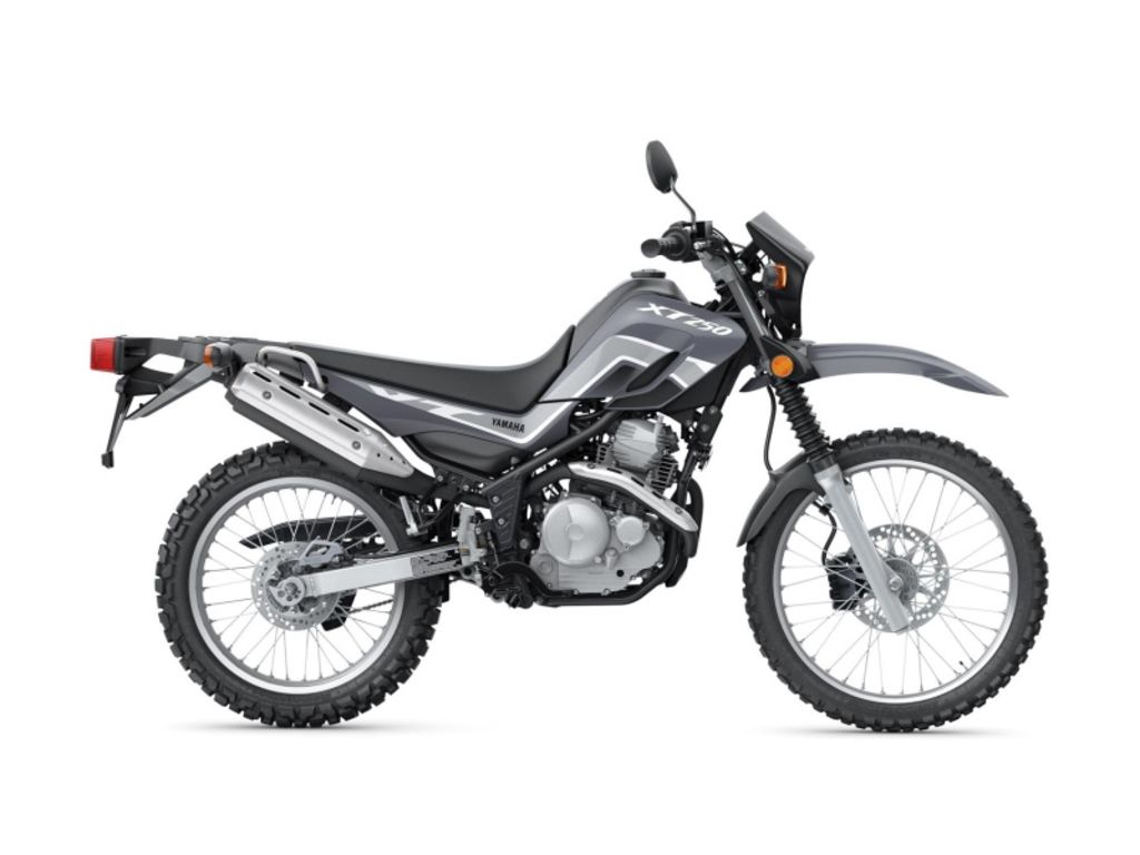 New 2021 Yamaha XT250