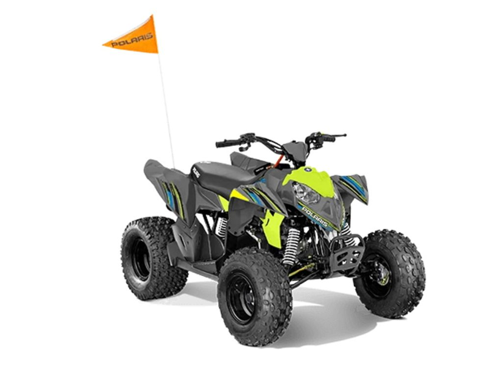 New  2021 Polaris® Outlaw® 110 ATV in Roseland, Louisiana