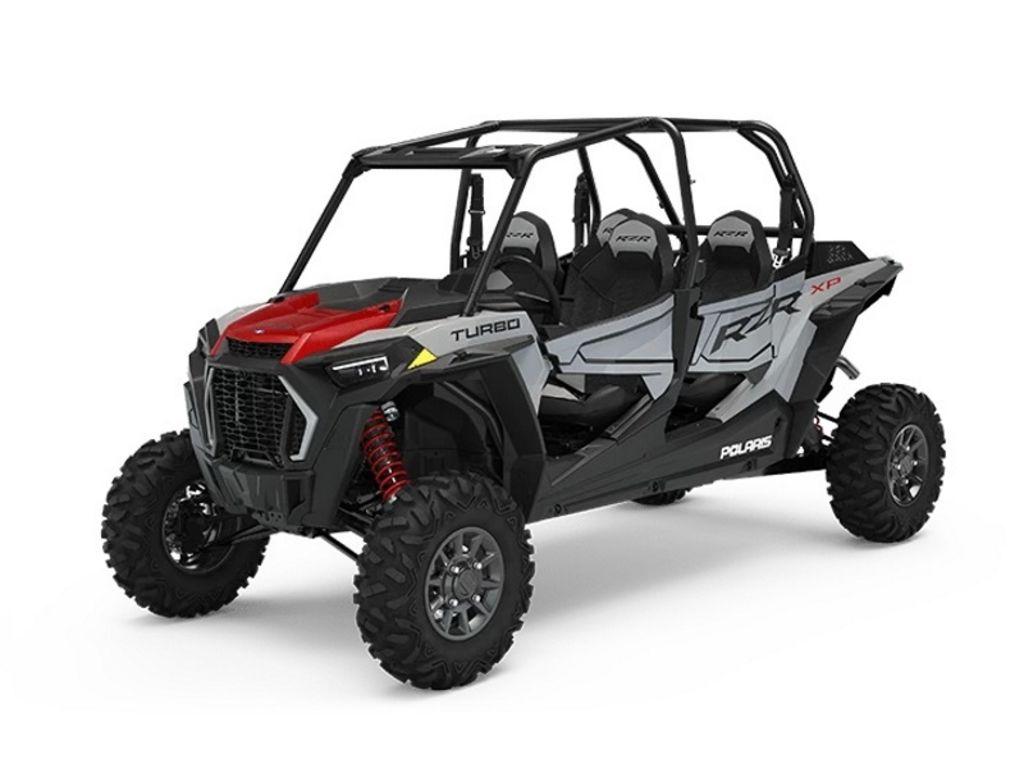New  2021 Polaris® RZR XP 4 Turbo Golf Cart / Utility in Houma, Louisiana