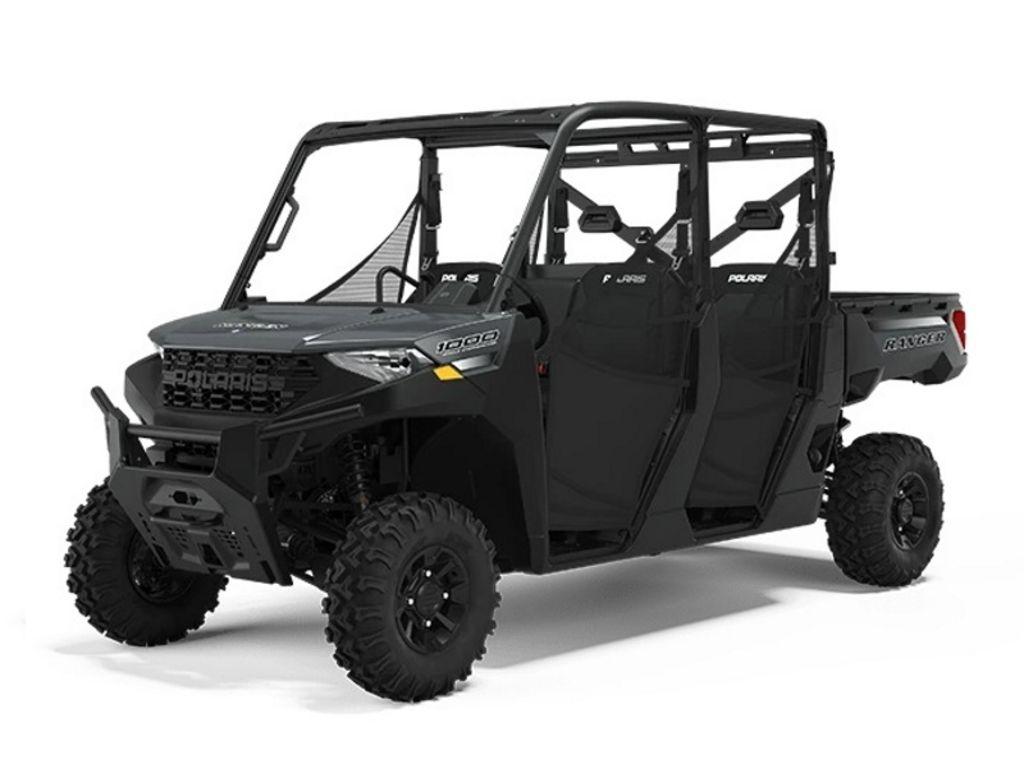 New  2021 Polaris® Ranger Crew 1000 Premium Golf Cart / Utility in Roseland, Louisiana